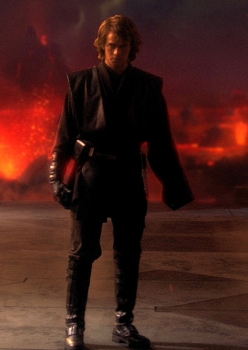 anakin skywalker wallpaper containing a business suit titled Anakin Skywalker