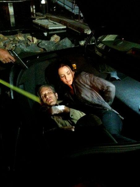 Annie & Jon Sklaroff on S8 Set