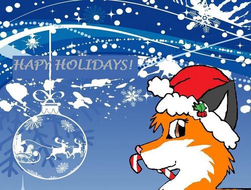 Another Holidays greeting