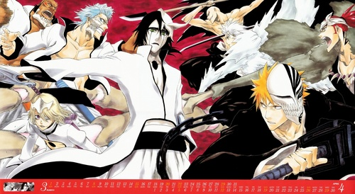 Arrancar vs. Shinigami