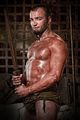 Ashur - spartacus-blood-and-sand photo