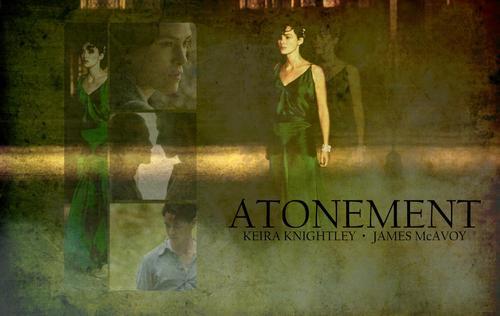 Atonement - Rustic Melancholy - wolpeyper