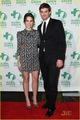 Austin and Sophia at the Global Green Awards - brooke-and-julian photo