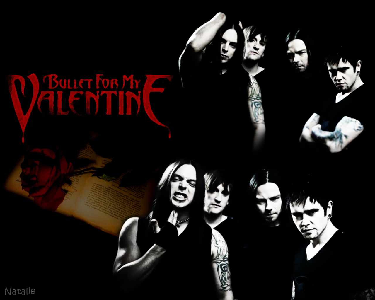 Bullet For My Valentine Images Bfmv Hd Wallpaper And Background