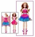 Barbie SHH....