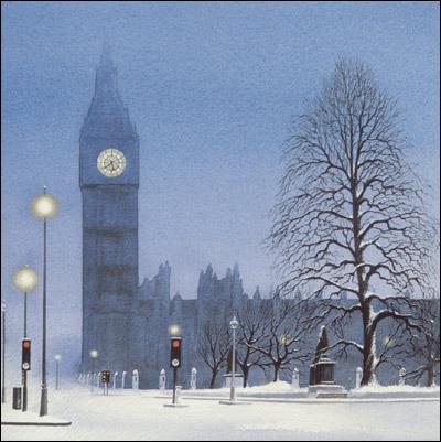Big Ben At natal