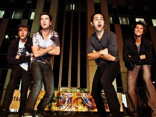 Big Time Rush - Performance