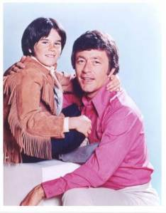 Bill Bixby + Brandon Cruz