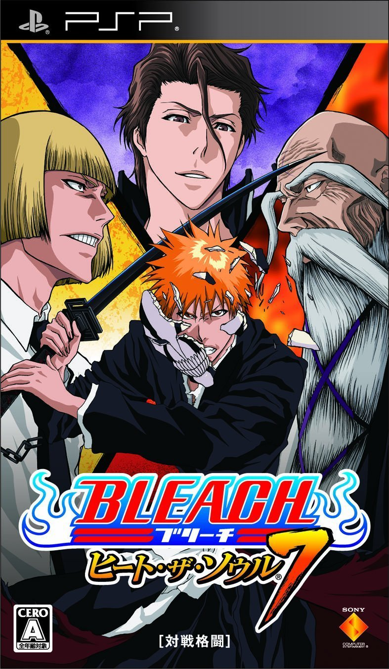Bleach Heat The Soul 1 Cso Download