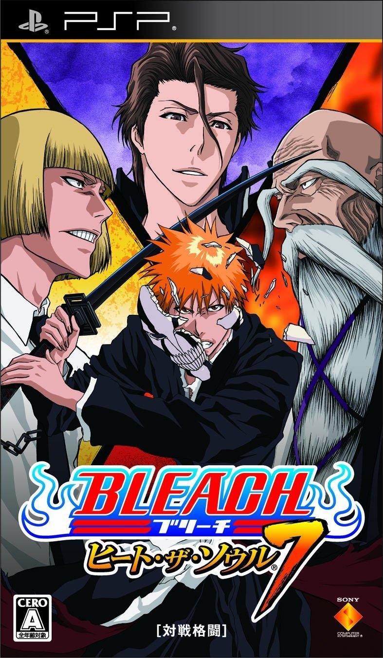 Bleach Heat The Soul 1 Cso Download