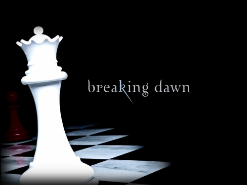 کتابیں to Read پیپر وال titled Breaking Dawn پیپر وال