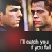 Catch you - spirk icon