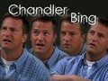 Chandler Bing / Matthew Perry - friends wallpaper