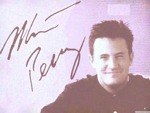 Chandler Bing / Matthew Perry
