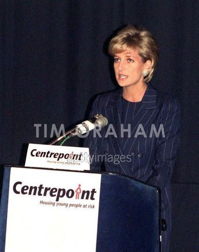 Diana Speech Centrepoint