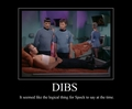 Dibs - spirk fan art