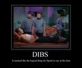 Dibs - spirk fan art