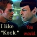 "Do you like ""Kock""? - spirk icon"