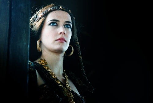 Eva Green in Camelot - eva-green Photo