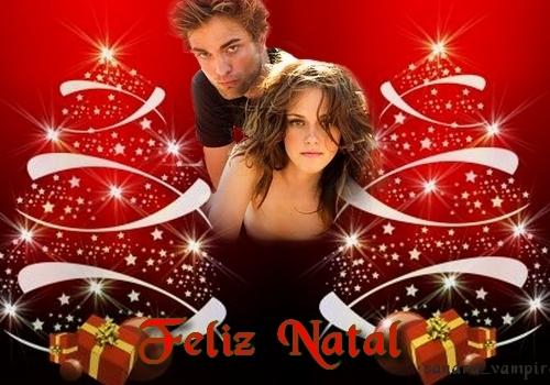Feliz Natal-Twilight