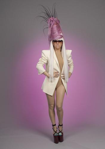 Gaga Madam Tussauds Amsterdam