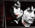 Gail and Dwight - sin-city wallpaper