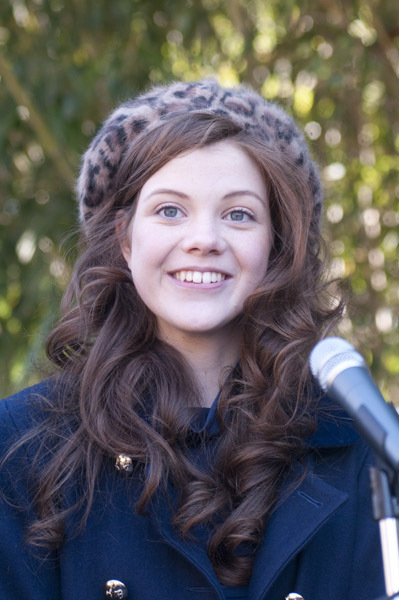 Georgie Henley - Picture Gallery