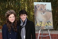 Georgie Henley Zoo 8 december - georgie-henley photo