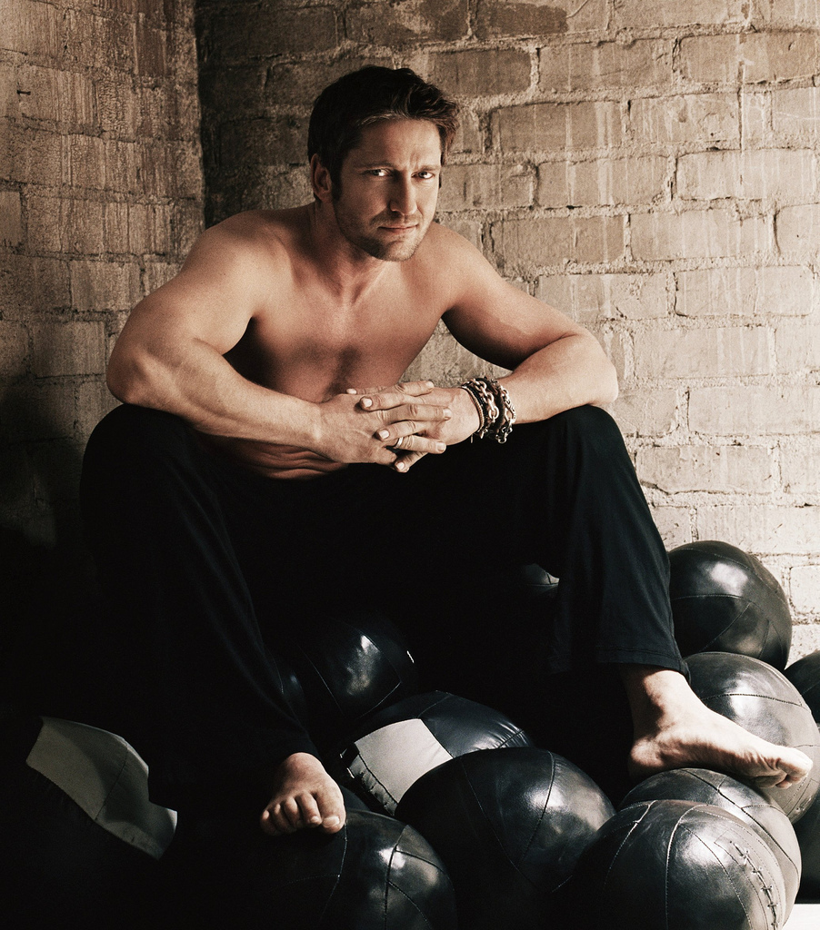 Gerard Butler - Photo Actress