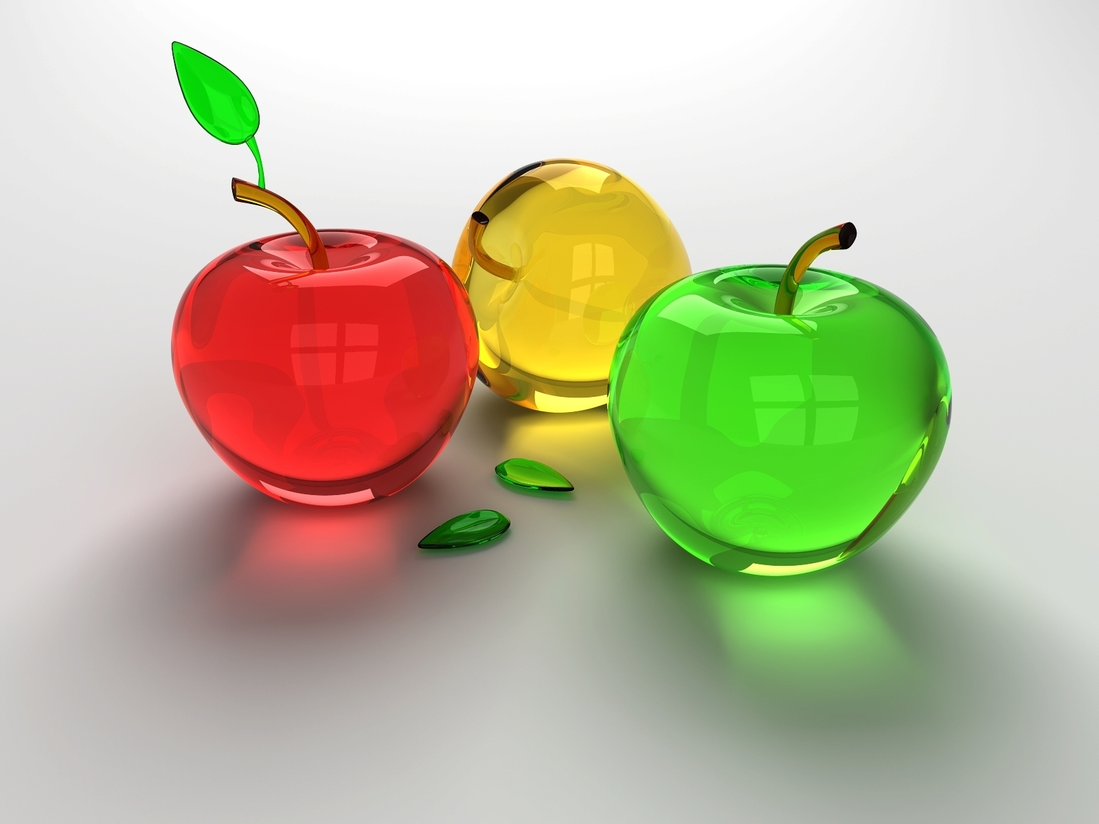 apples images glass apples hd wallpaper and background photos (17539233)