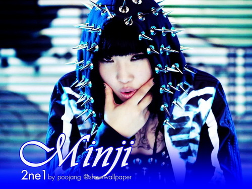 Gong Minzj [can't nobody] 2 N E 1 !!! - 2ne1 Wallpaper