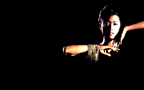 Grace Park wallpaper possibly containing a concert titled Grace Park Wallpapers