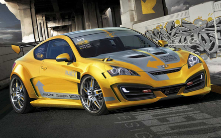Hyundai Images Hyundai Genesis Coupe Tuning Wallpaper And Background