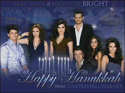 Happy Hanukkah from OneTreeHillWeb.Net