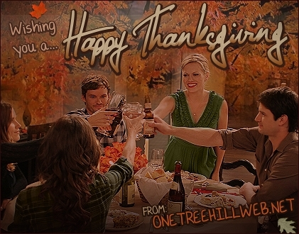 Happy Thanksgiving from OneTreeHillWeb.Net