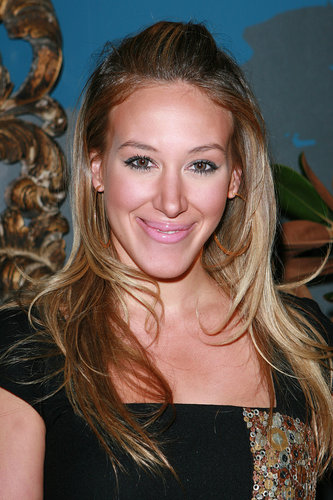 Haylie Duff wallpaper possibly with a portrait called Haylie Photo