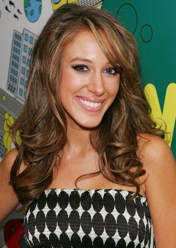 Haylie Duff wallpaper with a portrait entitled Haylie Photo