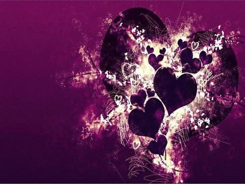 Love wallpaper called Hearts