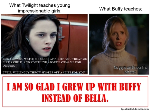 I am so glad I grew up with Buffy