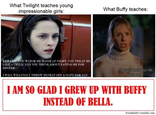 I am so glad I grew up with Buffy