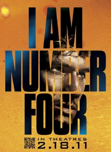 I'm number four Movie still - 2010