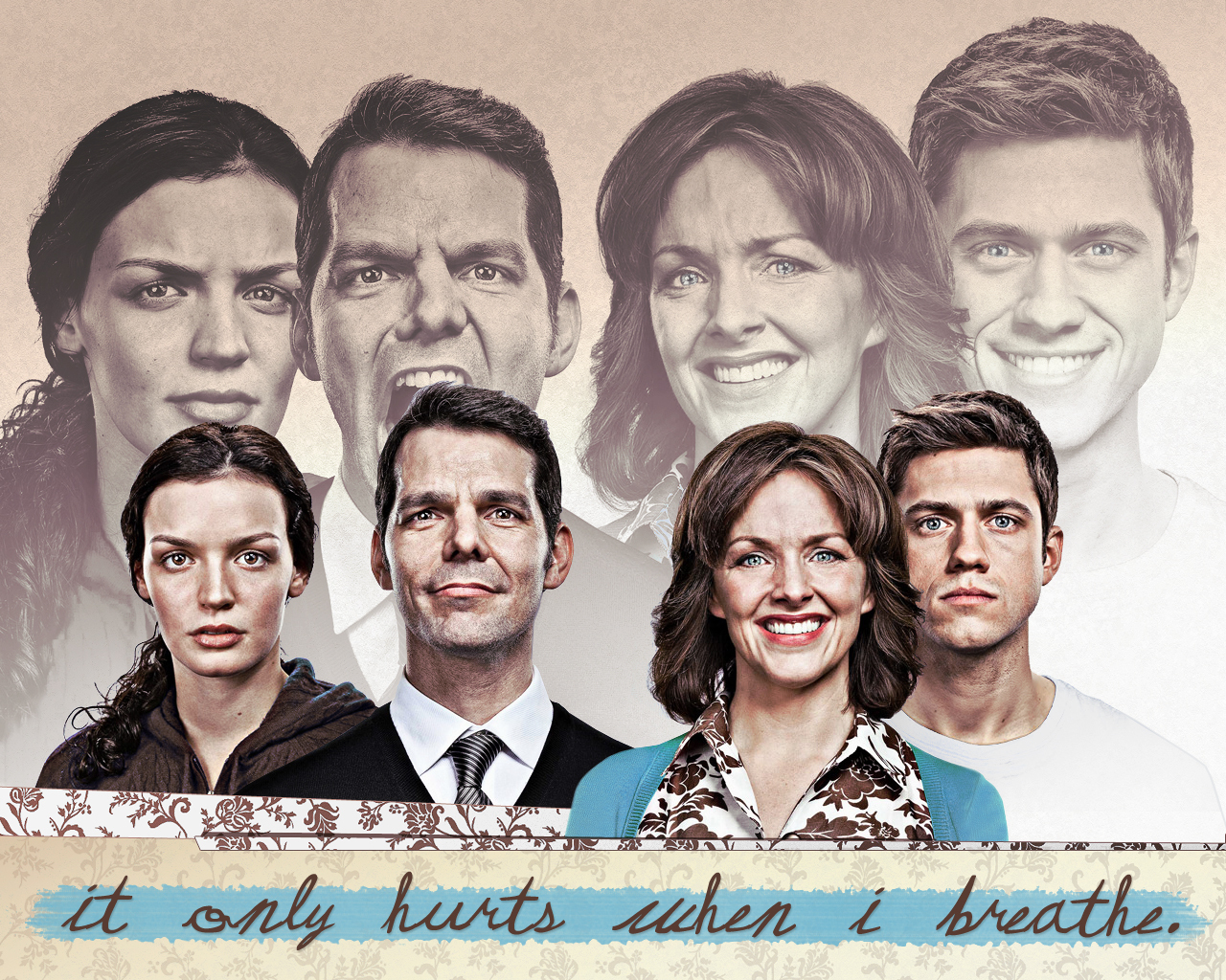 It Only Hurts When I Breathe - Next To Normal Wallpaper ...