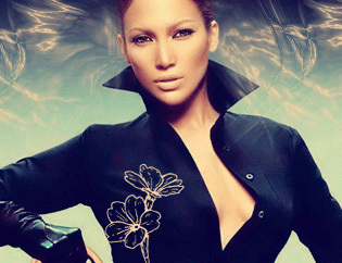 Jennifer Lopez art