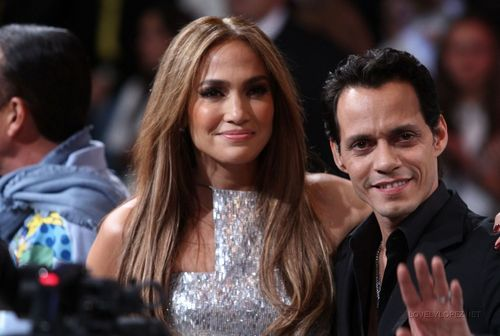 Jennifer & Marc @ Telethon 2010 - Mexico City