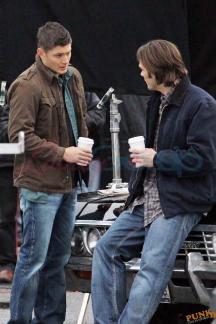 jared padalecki wedding. and Jared Padalecki shoot