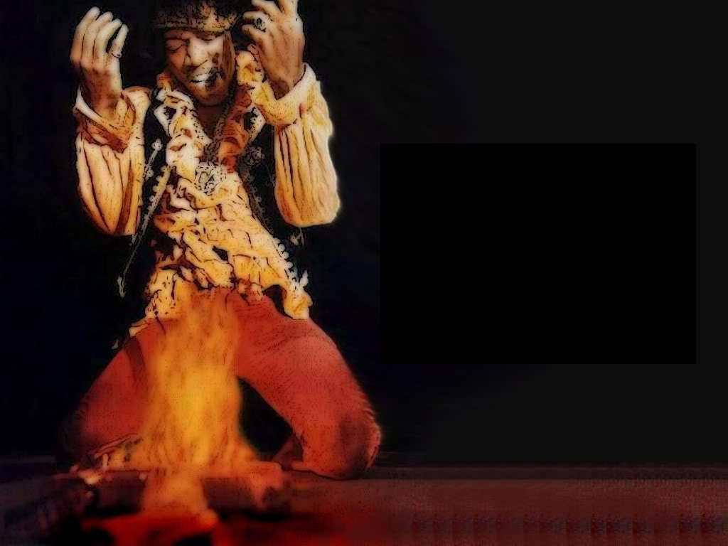 Jimi Hendrix - Classic Rock Wallpaper (17511811) - Fanpop