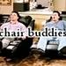 Joey Tribbiani (Matt LeBlanc) and Chandler Bing (Matthew Perry)