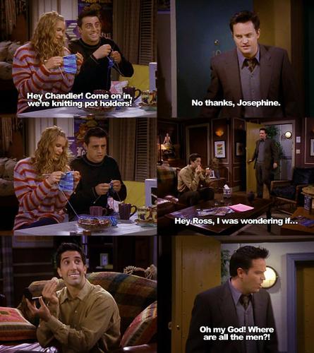 Joey & Chandler wallpaper titled Joey Tribbiani (Matt LeBlanc)