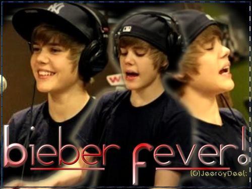 JustinBieber.BIEBER FEVER(: