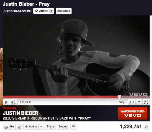 JustinBieber.PRAY(: